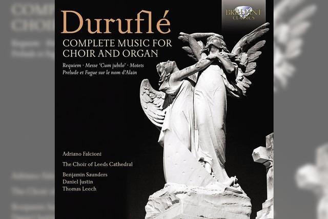 CD: KLASSIK: Meisterliches aus Paris