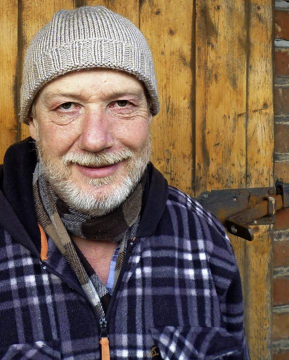 Ralf Roesberger lebt den Traum eines Aussteigers  | Foto: Bernhard Honnigfort