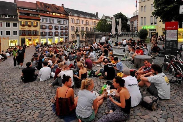 Freiburg: Salomon nun doch für Kommunalen Ordnungsdienst