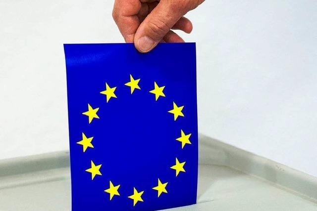 Europawahl 2014: Wieviel Europa braucht der Mensch?