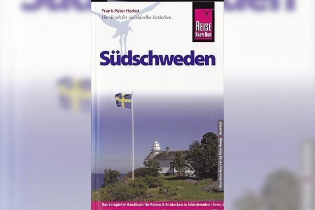 Frank-Peter Herbst: Südschweden