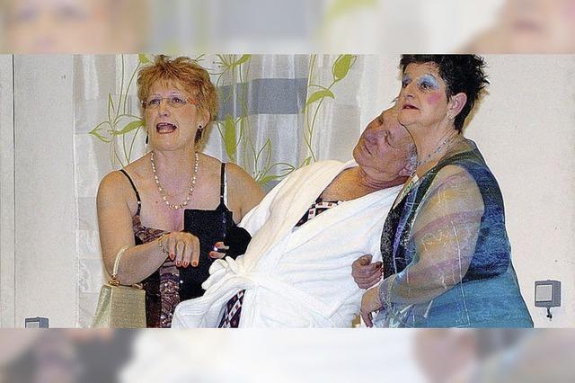 Theaterverein Mackenheim zu Gast