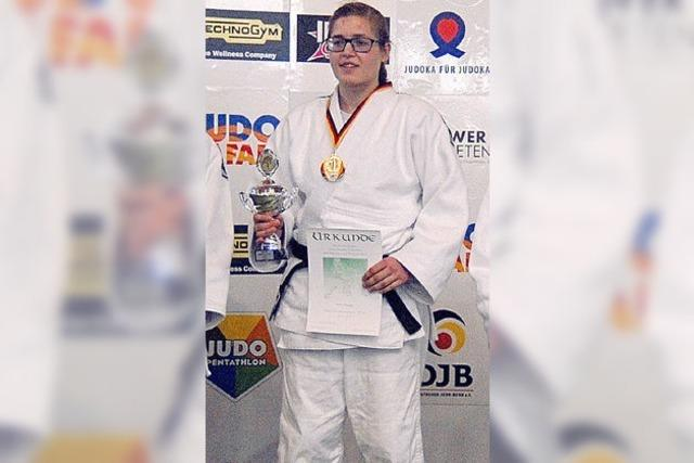 Laura Donath wird deutsche Meisterin