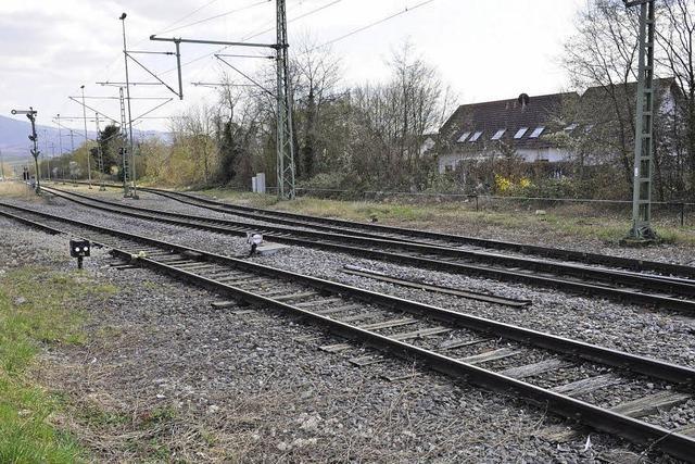 Bahn muss mehr Lärmwände bauen