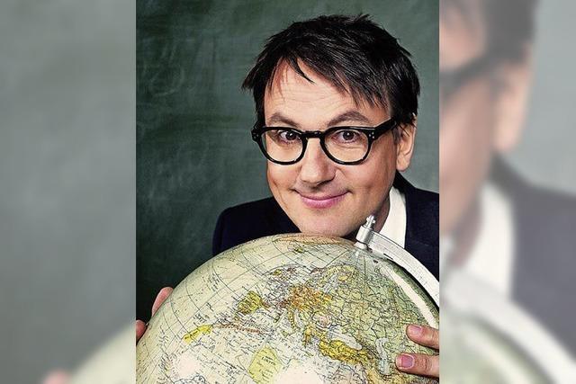 Sebastian Schnoy tritt im Nellie Nashorn in Lörrach auf