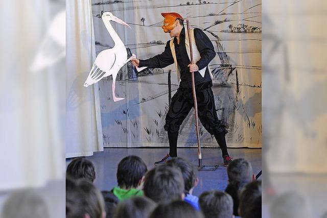 Märchenwelt für Schüler