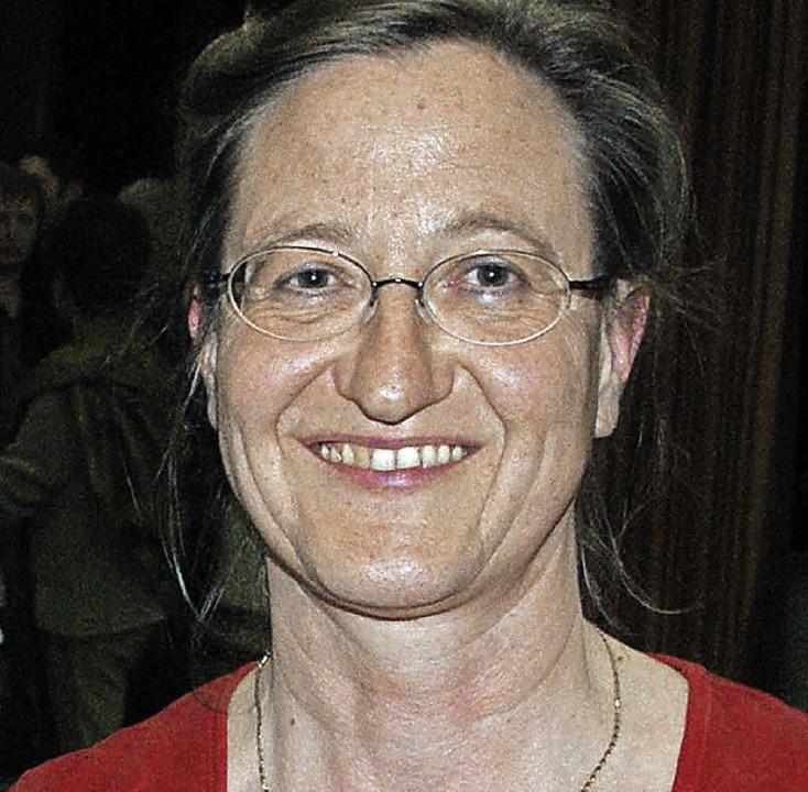 Leitet die Kirchenchöre Wehr und Murg: Elisabeth Schlegge-Weidt.   | Foto: Miloslavic