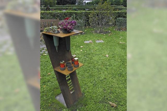 Mehr Platz für Urnen auf dem Stalter