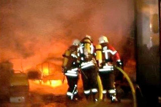 Hotelgast verhindert Katastrophe in Weil am Rhein
