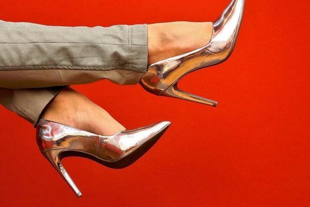 Verrucht und sexy: Ausstellung zeigt Geschichte der High Heels