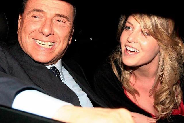 Berlusconi-Töchter wollen in die Bresche springen