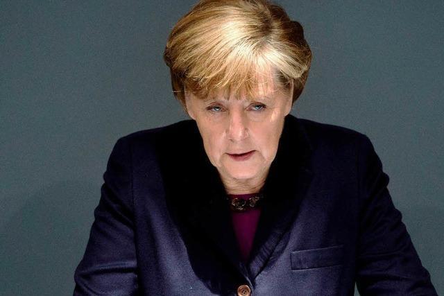 Merkel: Russland gehört vorerst nicht mehr zu G8
