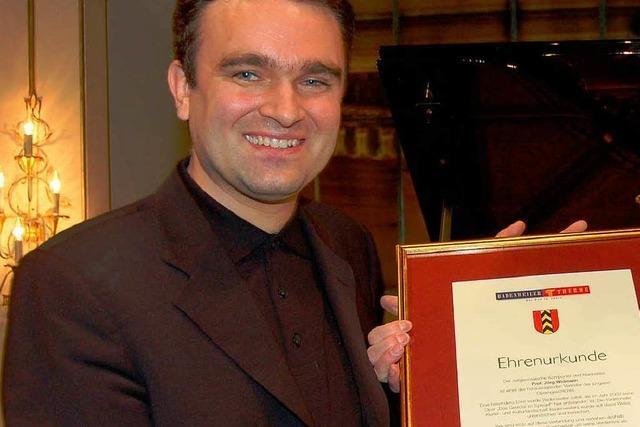 Neue Musiktage mit Klaus Lauer