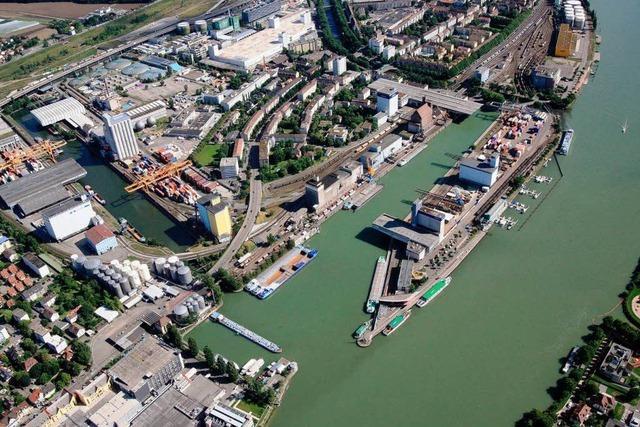 Verwirrender Vorschlag: Basler Hafenerweiterung auf Weiler Terrain?