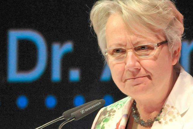 Schavan verliert Prozess um ihren Doktortitel