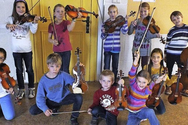 Schüler der Musikschule zeigen ihr Können