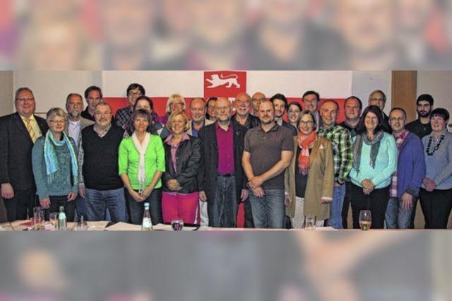 SPD präsentiert eine taktische Liste