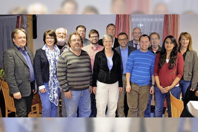 Artur Cremans führt die Liste der SPD an