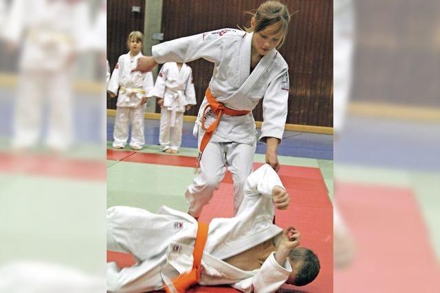 Hochrhein-Judotalente im Aufwind