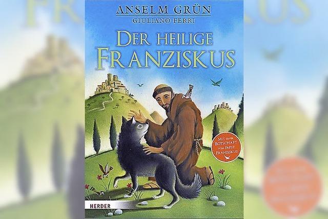 BUCHTIPP: Der heilige Franz von Assisi