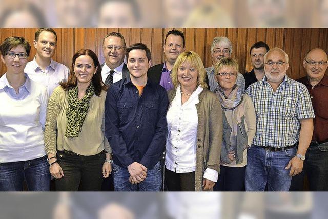17 wollen in Laufenburgs Gemeinderat