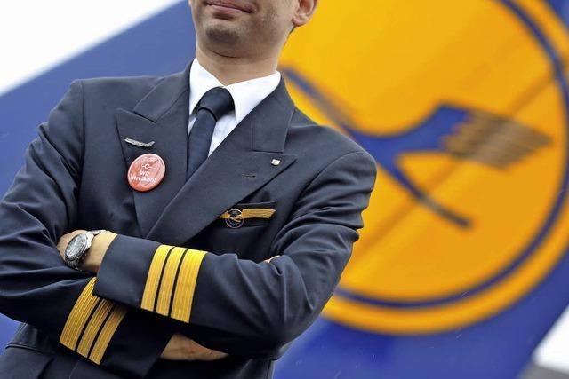 Lufthansapiloten steuern ungebremst auf Streik zu