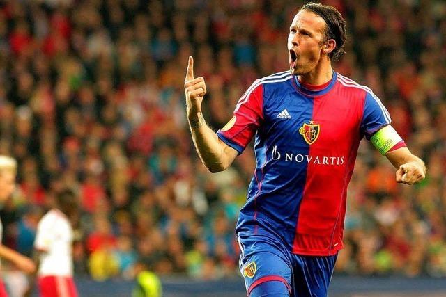 FC Basel siegt in Salzburg und steht im Viertelfinale