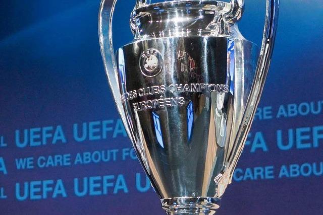 CL: Bayern gegen Manchester - Dortmund gegen Real