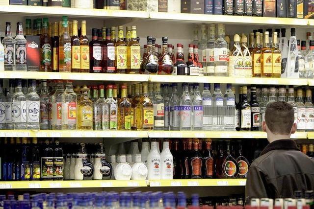 Testkäufe in Weil am Rhein: Alkohol? Kein Problem!