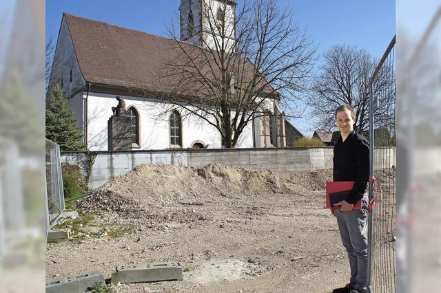 Neues evangelische Gemeindehaus in Weisweil: Bisher mehr als 40.000 Euro gespendet