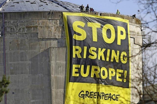 Grüne wollen Aufklärung zu Fessenheim