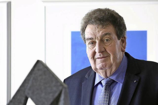Manfred Basler feiert am Sonntag seinen 75. Geburtstag