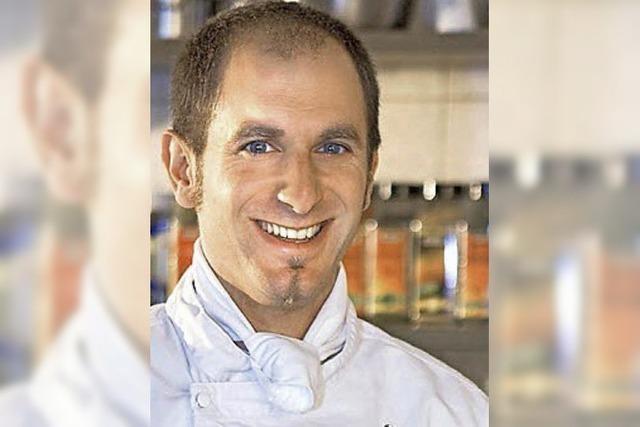 """Küchenchef Florian Stoll: """"Ein Spitzenkoch ist neugierig und kreativ"""""""