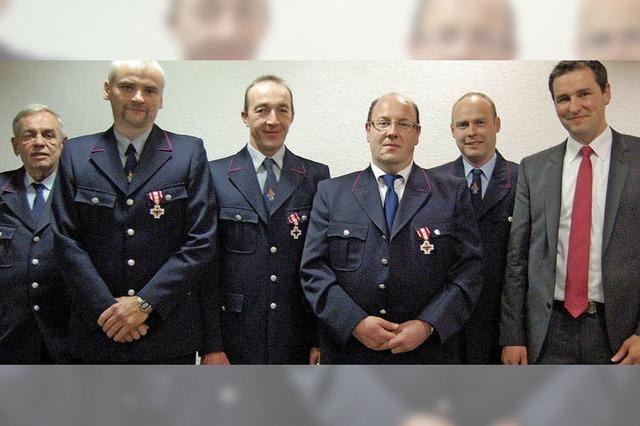 Lob für den Feuerwehrbedarfsplan