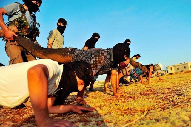 Sorge über Islamisten auf der Krim