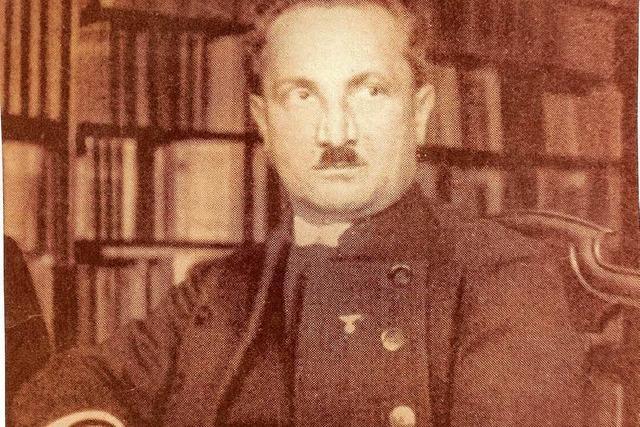 Martin Heidegger, der verblendete Prophet