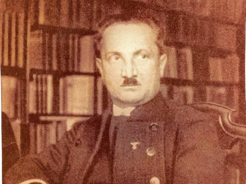 Martin Heidegger    Foto: Veranstalter