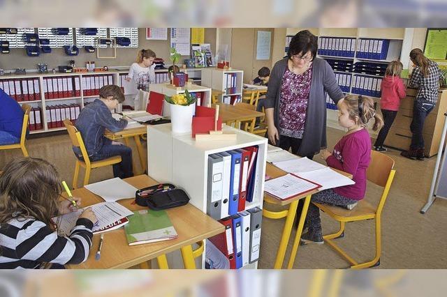 Ein Raum für individuelles Lernen