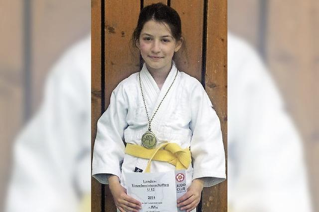 Judotitel für Lara Uysal