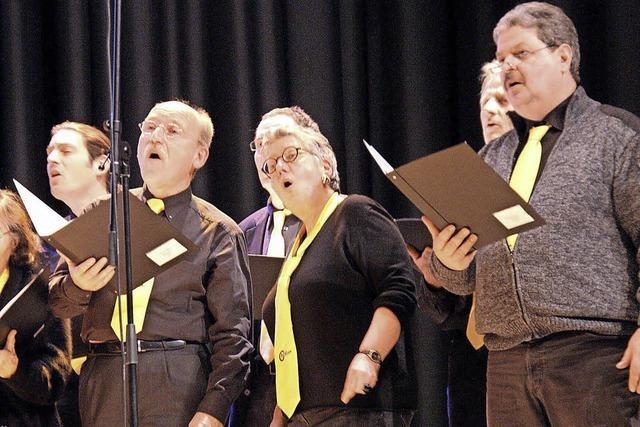 Zeitgenössisches für jungen Chor