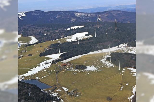 Kritiker beklagen Windkraft