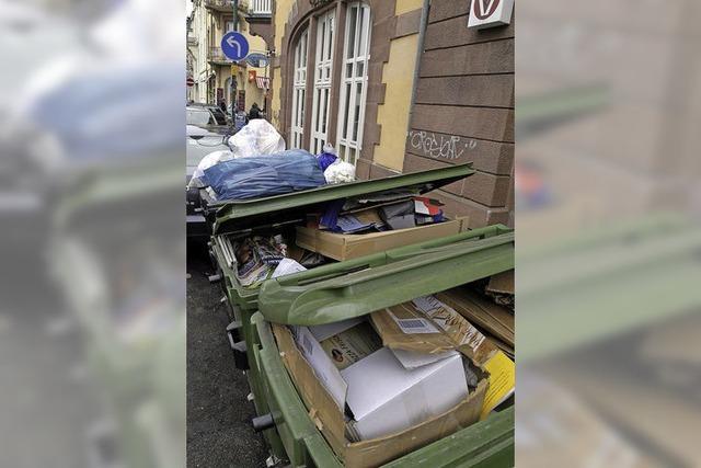 Verdi bestreikt am Mittwoch die Verkehrs-AG und die Abfallwirtschaft
