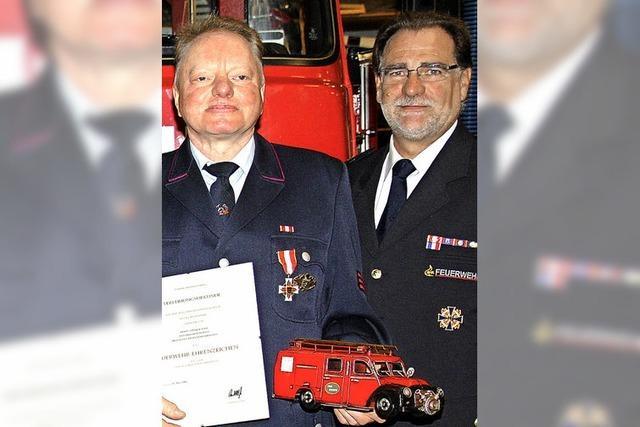 Todtmooser Feuerwehr gründet Altersabteilung