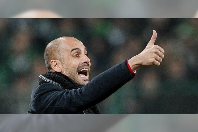 FC Bayern träumt von Bierduschen - Guardiola hegt Fluchtgedanken
