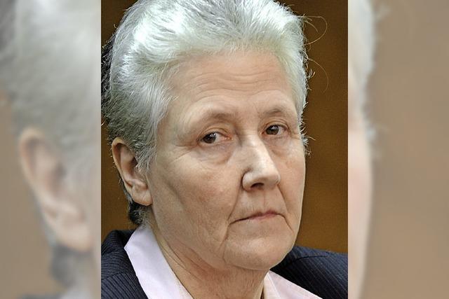 Marie Collins ist die Stimme der Opfer
