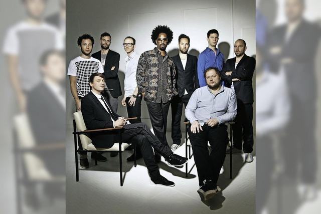 Jazzanova und Paul Randolph in Lörrach: Funky Soul, cooler Club-Jazz