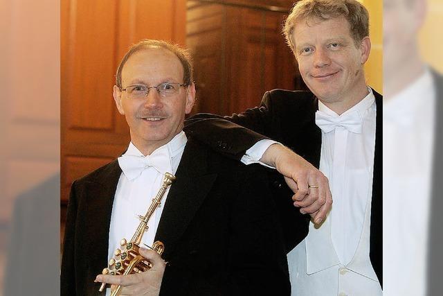 Karten gewinnen! Hotline: 0137/8080139* Trompete & Orgel am Ostermontag in Sulzburg