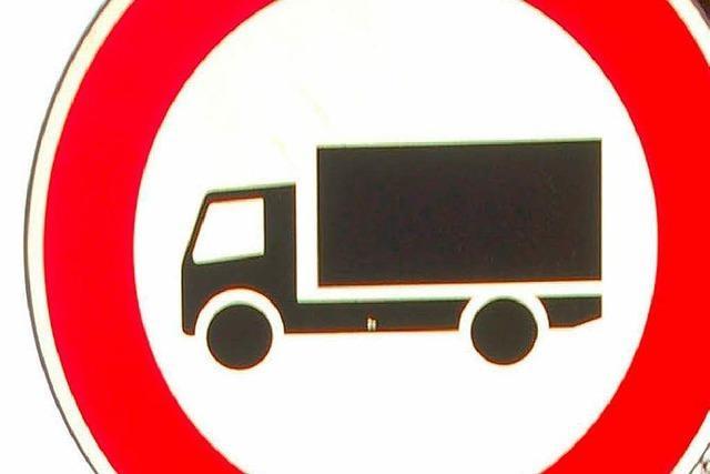 Transporter sind künftig verboten
