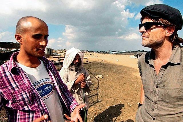 Andreas Altmanns Palästina-Buch: Hoffen auf Frieden
