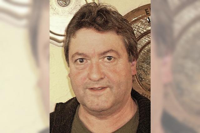 Albrecht Lenz übergibt Vorsitz an Biechele